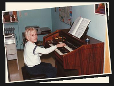 Der Edelweissprinz an der Heimorgel (1984)