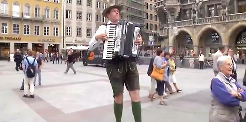 Musik München Marienplatz