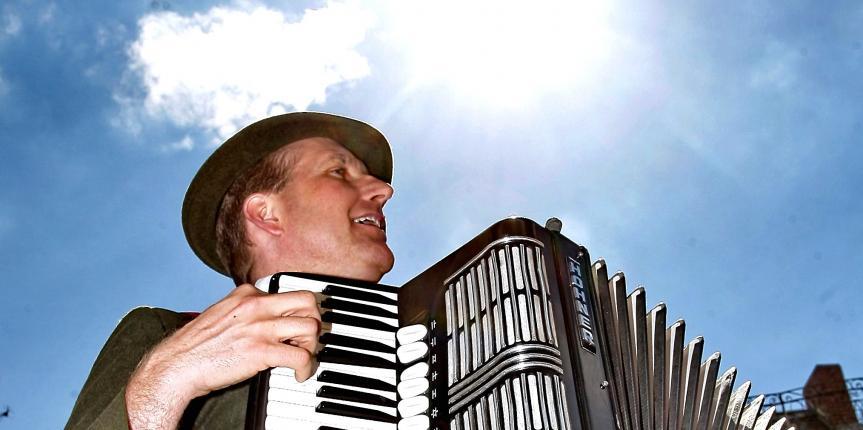 Straßenmusik in München – Edelweissprinz Pressemitteilung